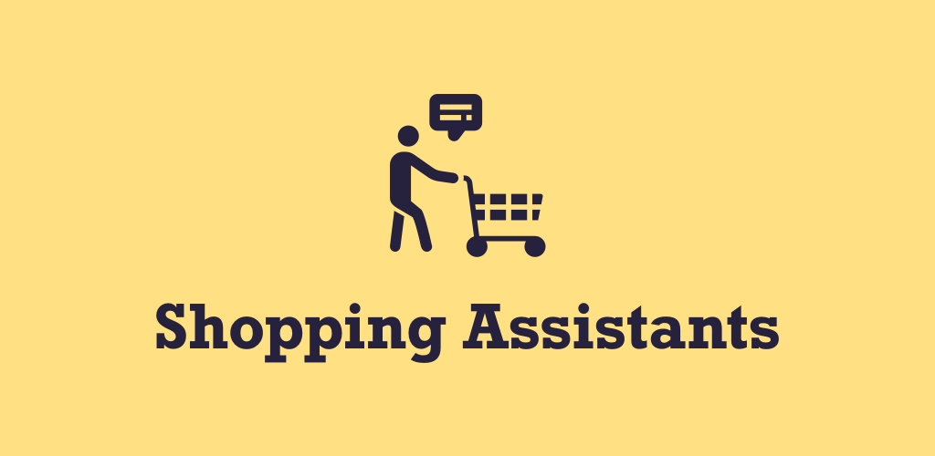 Shopping Assistants