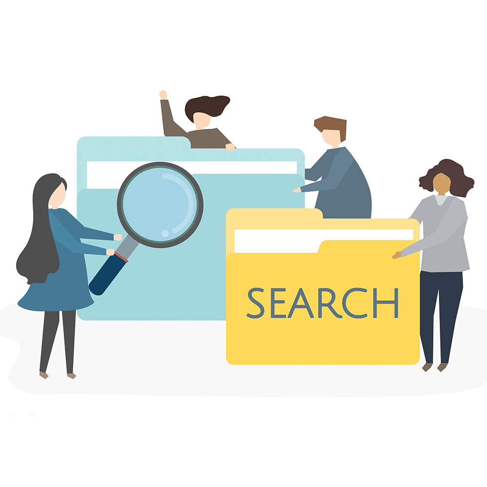 Advanced Search Cover