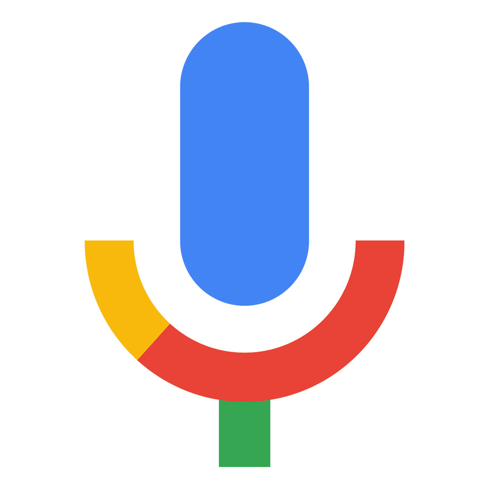 Google Voice Assistant Cover