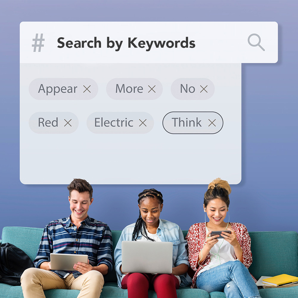 Keyword Search Cover