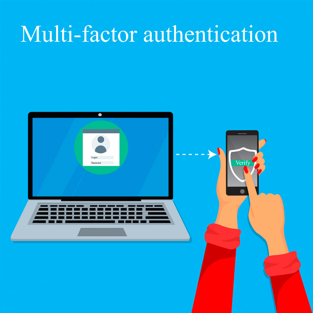Two-Factor Authentication Cover
