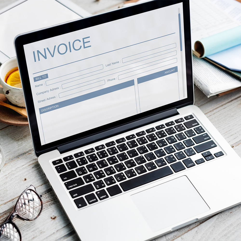 Invoice Billing Cover