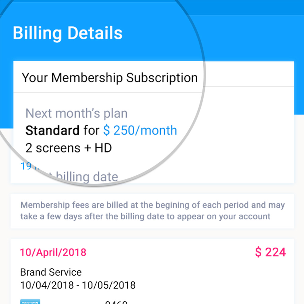 Subscription Billing Cover