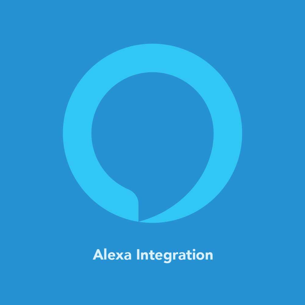 Alexa Integration Cover