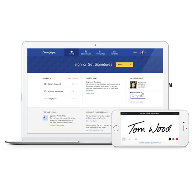 DocuSign Integration Cover