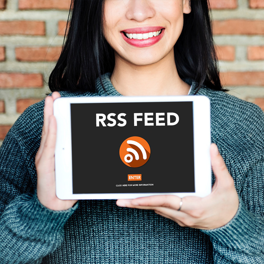 RSS feeds Cover