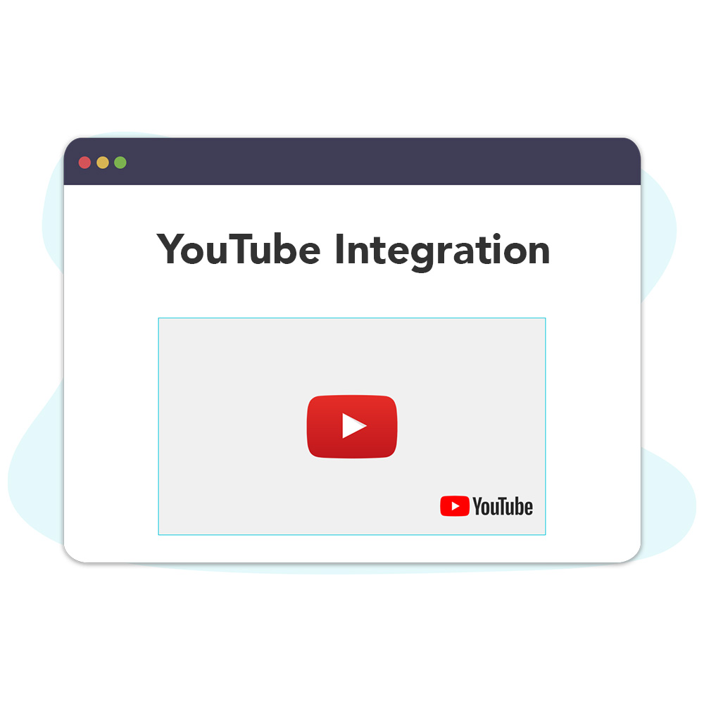 YouTube Integration Cover