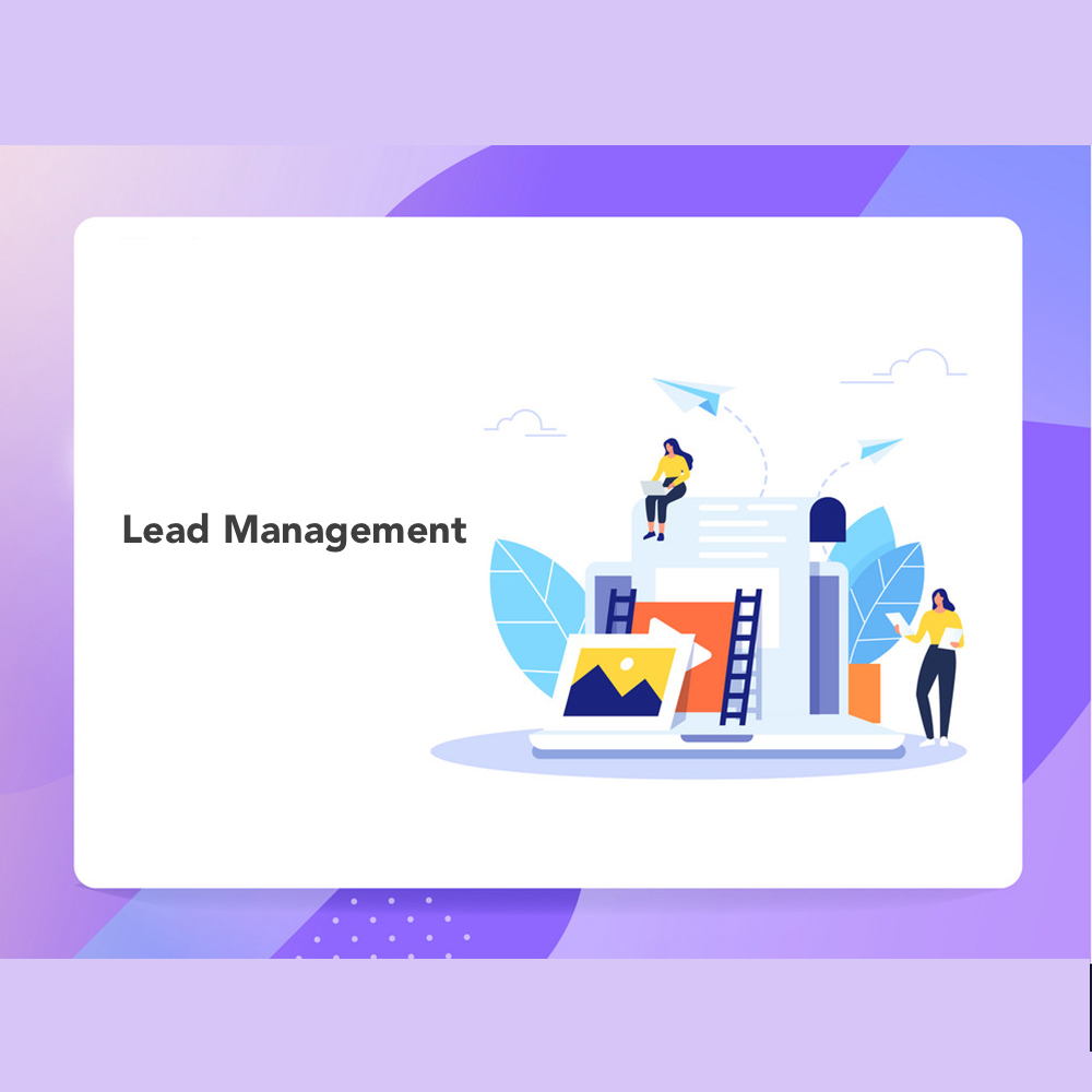 Lead Management Cover