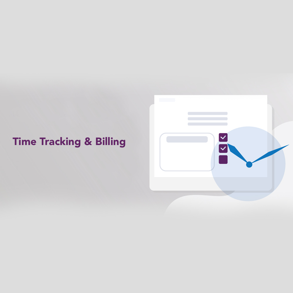 Time Tracking & Billing Cover