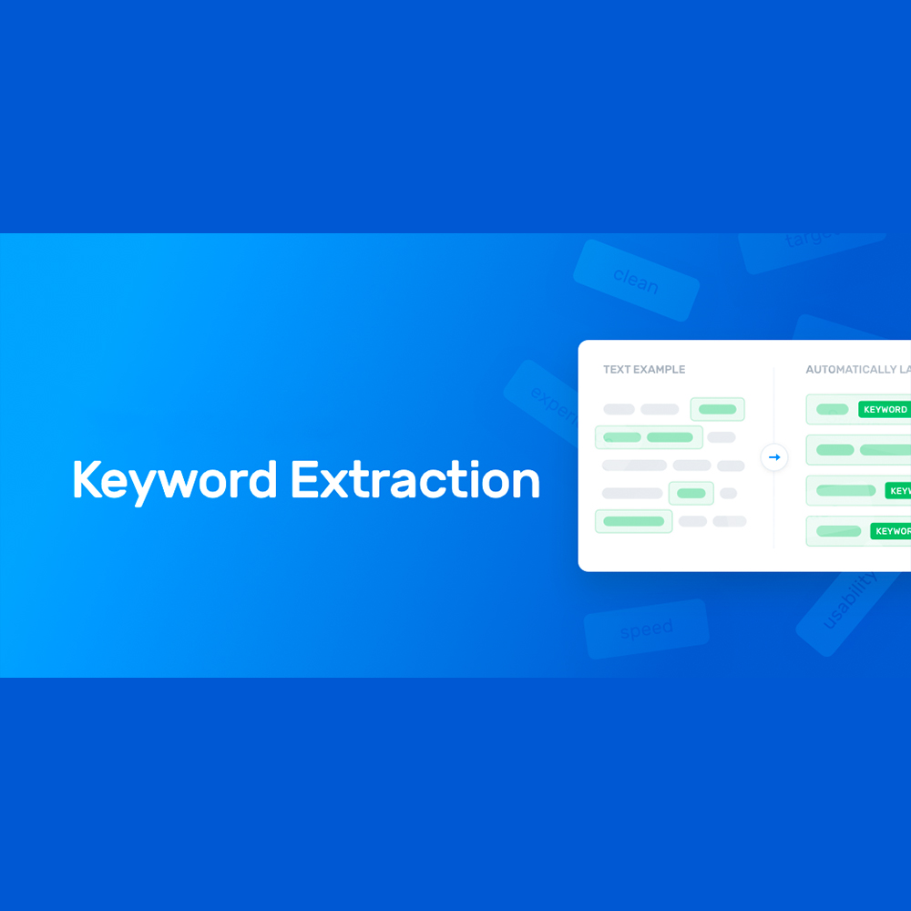 Keyword Extractor Cover