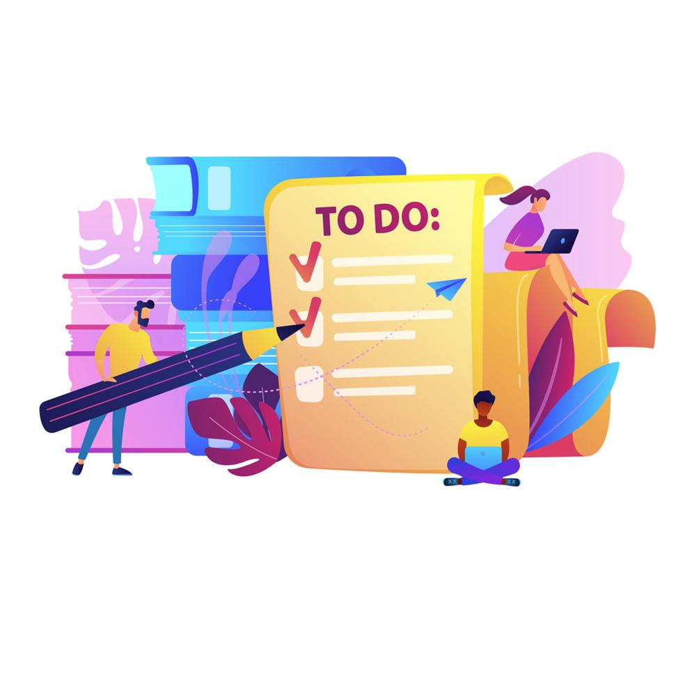 Task List Cover