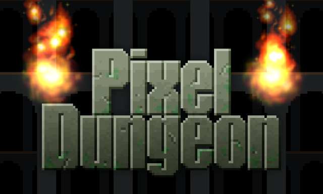 Pixel-Dungeon-Game