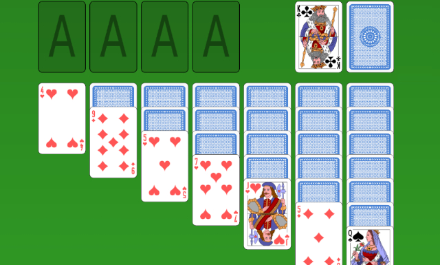 Solitaire-Card-Games