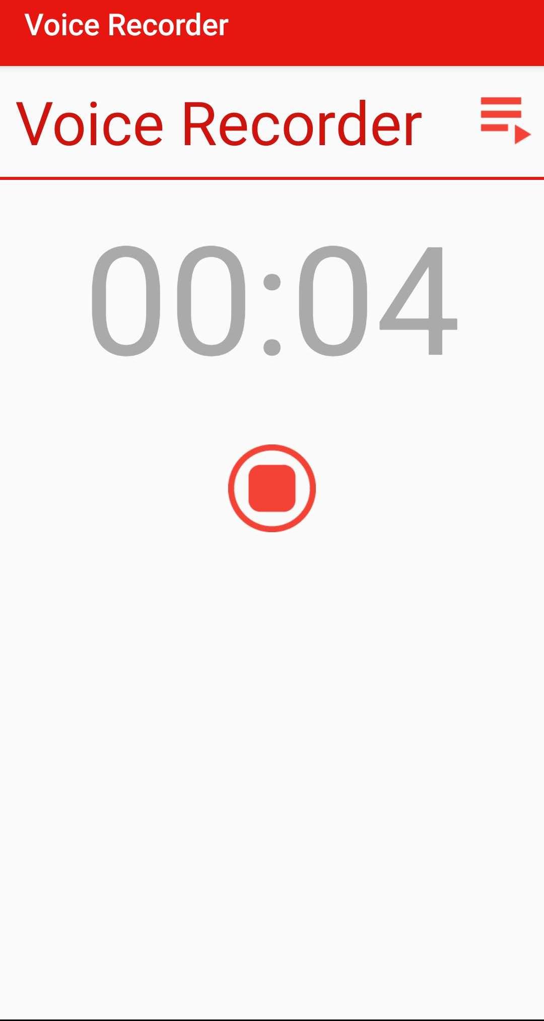 Android Screenshot