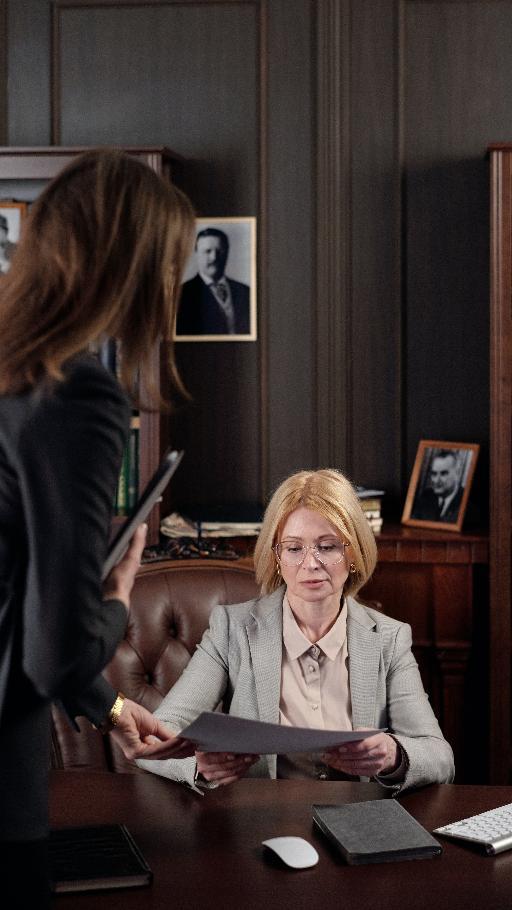 Attorney Consultation