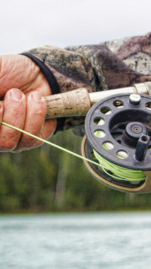 Fishing Lesson