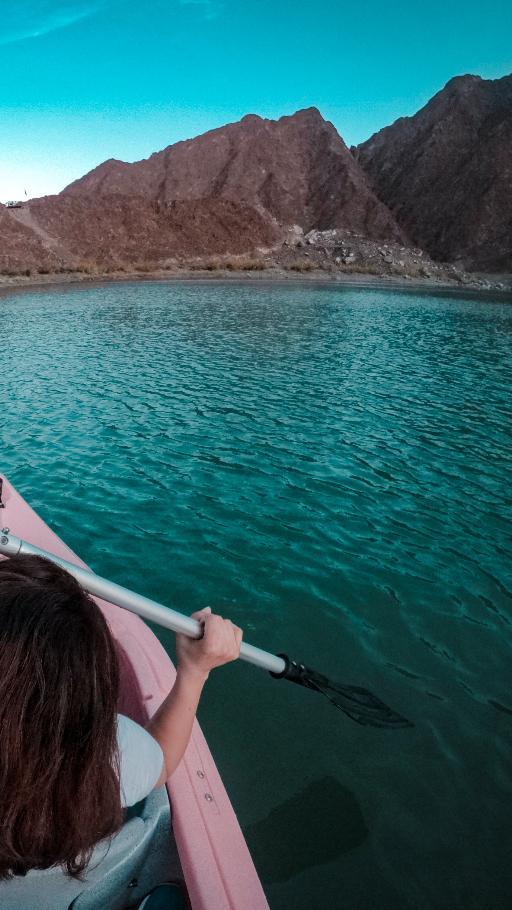 Kayak Wild Camp