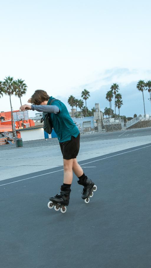 Roller Skating Ride